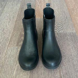 Shoes - ANKLE RAIN BOOTS